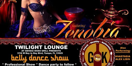 Twilight Lounge Belly Dance Show