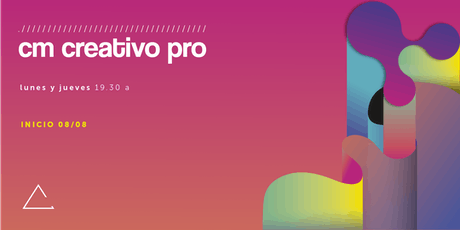 Community Manager Creativo PRO entradas