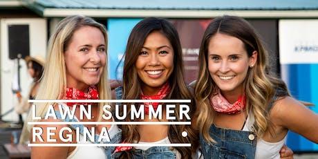 Regina Week 4 -Social Tickets @ Lawn Summer Nights tickets