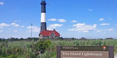 Beach Yoga: Robert Moses Lighthouse Flow