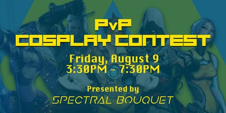 PvP Cosplay Contest & Meetup tickets