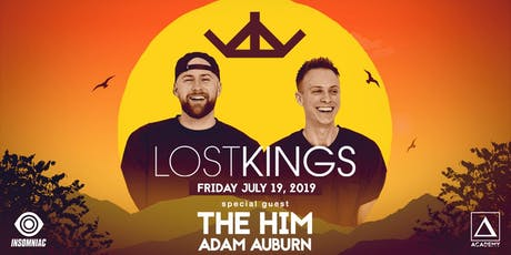 Lost Kings with The Him tickets