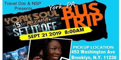 York Soul Bus Trip