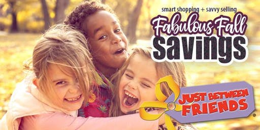 Military Family PreSale Shopping Pass- JBF Greater Pittsburgh Fall 2019