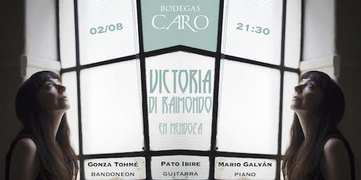 VICTORIA DI RAIMONDO en Bodegas CARO