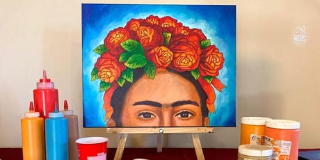 Paint Night with Juan Solis tickets