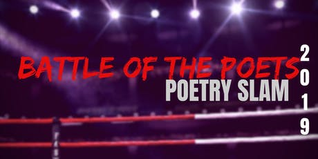 """Floasis presents """"Battle of the Poets"""" Poetry Slam 2019 tickets"""