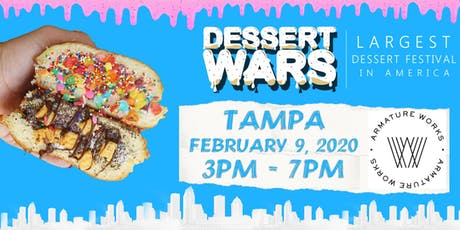 Dessert Wars Tampa tickets