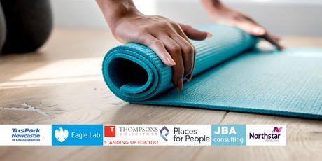 TusPark Newcastle - Barclays Eagle Lab - Yoga tickets