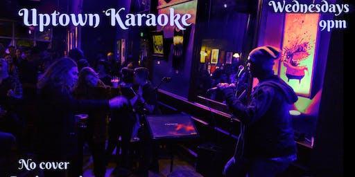 Karaoke Night at The Uptown Nightclub 7_24