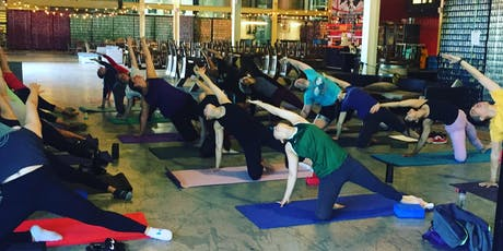 Yoga at 21st Amendment Brewery tickets