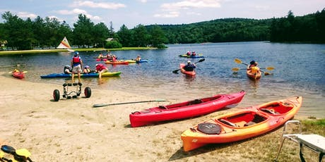 WHIM Kayaks w/CMARS tickets