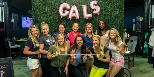 Ladies' Sip + Swing Golf Clinic Social