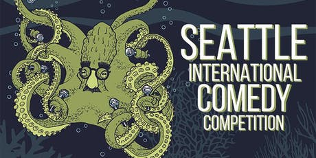 40th Seattle International Comedy Competition tickets