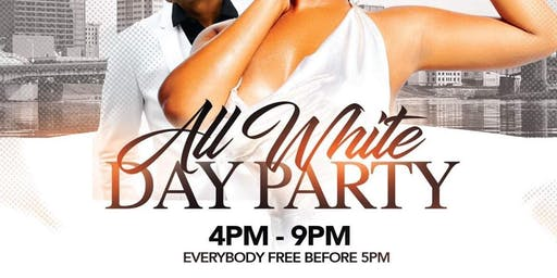 THE DAYTON DAY PARTY [ALL WHITE EVERYTHING]