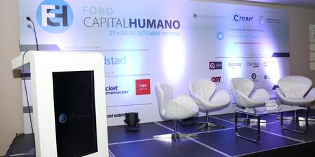 Foro Capital Humano CHILE entradas