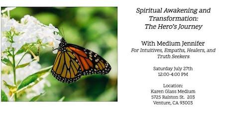 Spiritual Awakening and Transformation:The Hero's Journey tickets