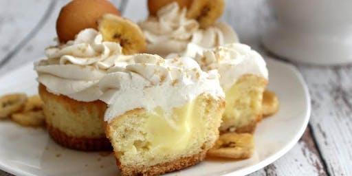Couple's Baking Class- Banana Cream Pie & Banana Cream Martinis