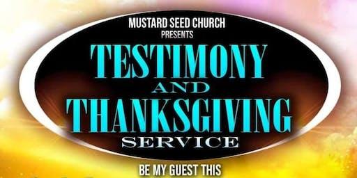 Spiritual Healing Sunday Service