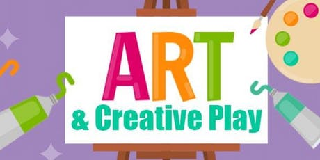 Creative Play for Pre-K and Kindergarten (Afternoon) tickets