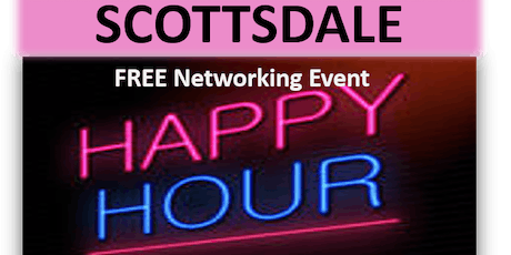 9/25/19 PNG Scottsdale Chapter & The 101 Referral Network - FREE Happy Hour Networking Event tickets