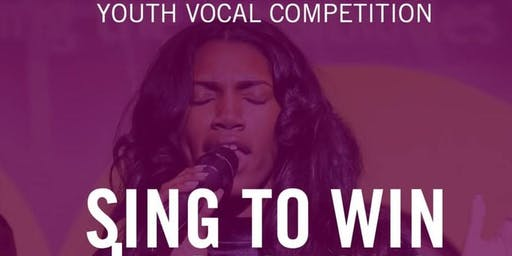 2019 Tri-State Gospel Music                    Youth Vocal Competition