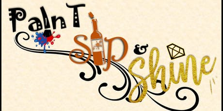 Paint Sip & Shine - a J.O.Y. Event tickets