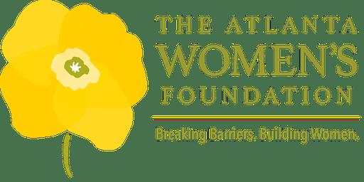 ATLANTA WOMEN'S FOUNDATION FLOWER ARRANGING EVENT