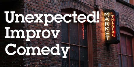 Unexpected! Improv Comedy tickets