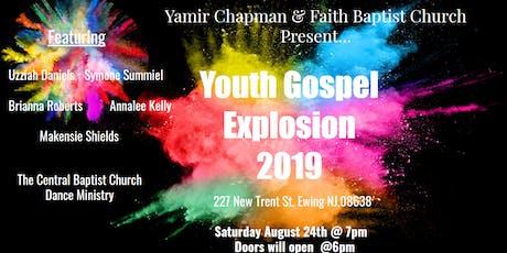 Youth Gospel Explosion 2019 tickets