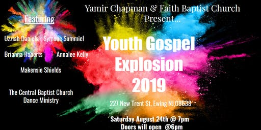 Youth Gospel Explosion 2019
