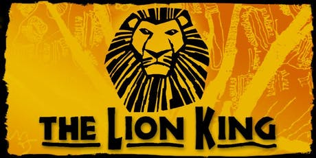 The Lion King Experience LIVE 2019 Presented by Urban Change & TLC Services tickets