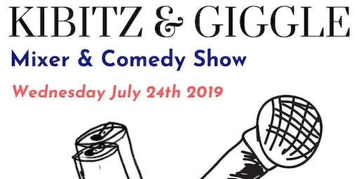 Kibitz and Giggle