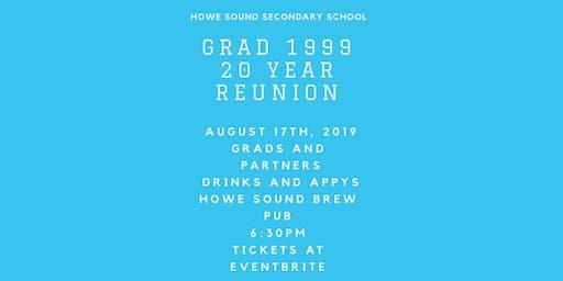 HSSS Grad '99 Reunion