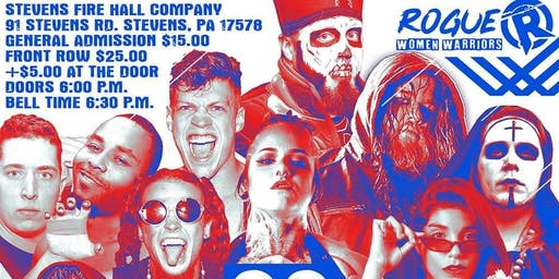 "ACW / ROGUE Presents ""99 Way to Die"" Saturday July 20th  Live Pro Wrestling"