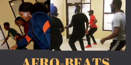 AfroBeats Dance Workout Class tickets