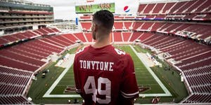 FREE Guest List for Dj TONY TONE ( Dj for the 49ers )...