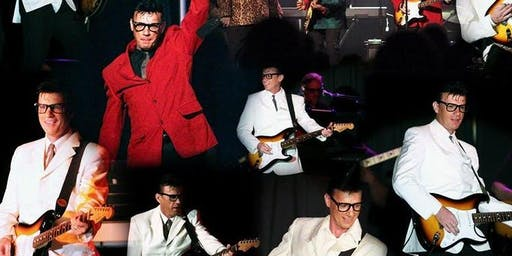 Buddy Holly Birthday Celebration with Kenny James and Rave On!