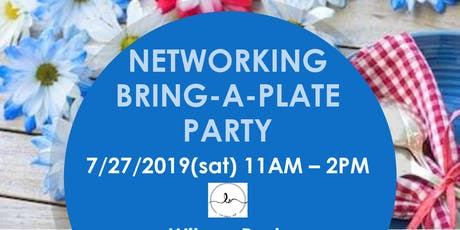 Networking Bring-A-Plate Party tickets