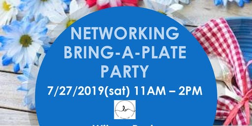 Networking Bring-A-Plate Party