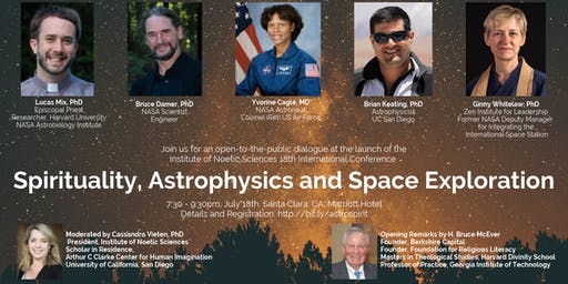 Spirituality, Astrophysics, and Space Exploration