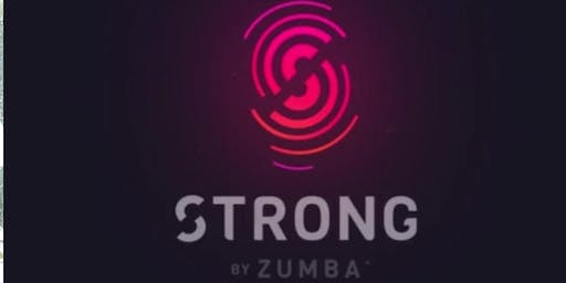"""""""Get Strong with Me"""", a Strong by Zumba Fitness event"""