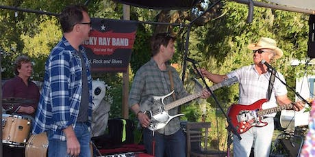 Coyote Sonoma Presents Ricky Ray Band tickets