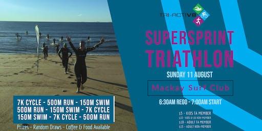 SUPERSPRINT Triathlon