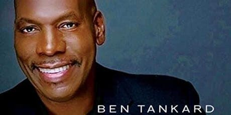 Ben Tankard live in Concert tickets