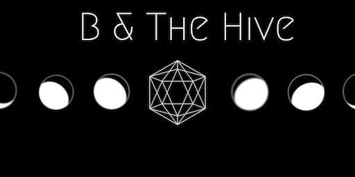 Coyote Sonoma Presents B & The Hive