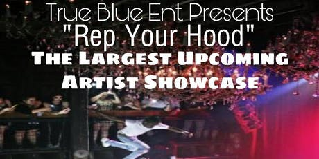 """""""Rep Your Hood"""" tickets"""