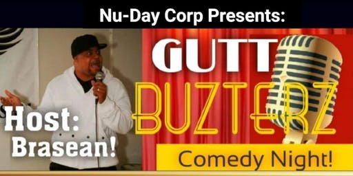 Laugh it up at GutBuzterz