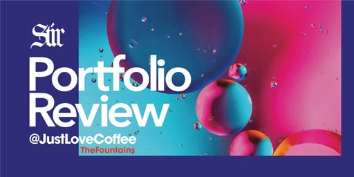 Portfolio Review @ Just Love Coffee in the Fountains at Gateway — STIR