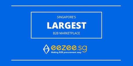 Eezee.sg Training Class for B2B E-Commerce   tickets